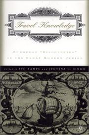 Cover of: Travel knowledge |