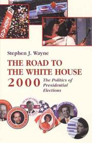 Cover of: The road to the White House, 2000