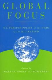 Cover of: Global Focus |