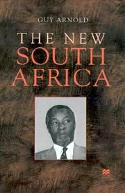 Cover of: The new South Africa | Guy Arnold