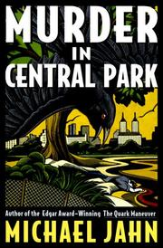 Cover of: Murder in Central Park | Mike Jahn, Mike Jahn