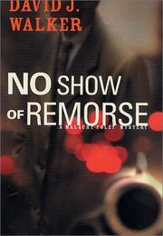 Cover of: No show of remorse