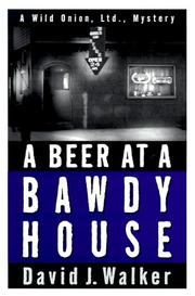 Cover of: A beer at a bawdy house