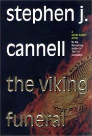 Cover of: The Viking funeral: A Shane Scully Novel (Shane Scully Novels)