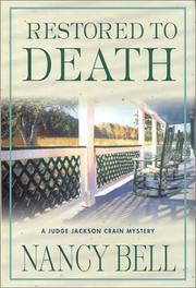 Cover of: Restored to death | Nancy Bell