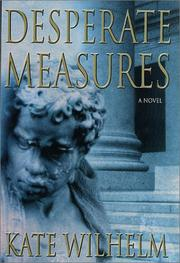 Cover of: Desperate Measures