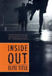Cover of: Inside out