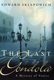 Cover of: The last gondola