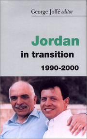 Cover of: Jordan In Transition