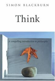 Cover of: Think: A Compelling Introduction to Philosophy