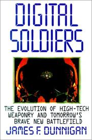 Cover of: Digital Soldiers | James F. Dunnigan