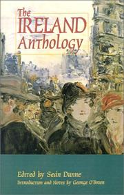 Cover of: The Ireland Anthology