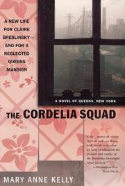 Cover of: The Cordelia Squad | Mary Anne Kelly
