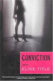 Cover of: Conviction