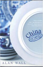 Cover of: China: A Novel