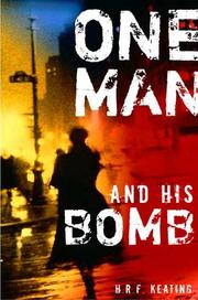 Cover of: One Man and His Bomb (Harriet Martens Mysteries)