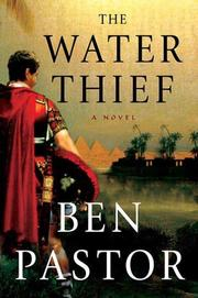Cover of: The Water Thief (Aelius Spartianus Mysteries)