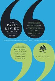 Cover of: The Paris Review Interviews, II | The Paris Review