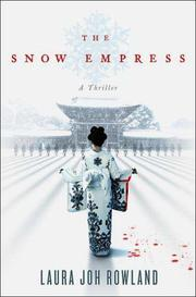Cover of: The Snow Empress: A Thriller (Sano Ichiro Novels)