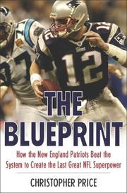 Cover of: The Blueprint | Christopher Price