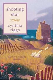 Cover of: Shooting Star | Cynthia Riggs