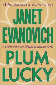 Cover of: Plum lucky: A Stephanie Plum Between-the-Numbers Novel (Random House Large Print (Cloth/Paper))