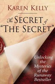 Cover of: The Secret of The Secret