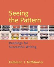 Cover of: Seeing the Pattern | Kathleen T. McWhorter