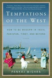 Cover of: Temptations of the West