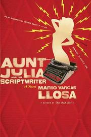 Cover of: Aunt Julia and the Scriptwriter