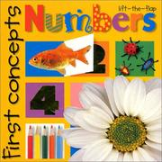 Cover of: Numbers | Robert Tainsh