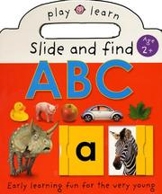 Cover of: Play and Learn ABC (Play and Learn)