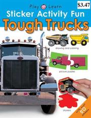 Cover of: Sticker Activity Fun Tough Trucks