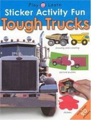 Cover of: Sticker Activity Fun - Tough Trucks (Y)
