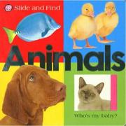 Cover of: Slide and Find - Animals (Slide and Find)