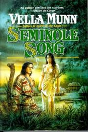 Cover of: Seminole song | Vella Munn