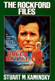 Cover of: The green bottle