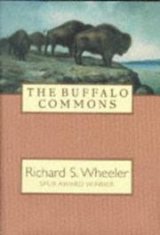 Cover of: The buffalo commons