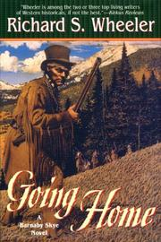 Cover of: Going home: a Barnaby Skye novel