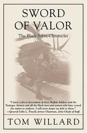 Cover of: Sword of valor | Tom Willard