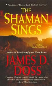 Cover of: The Shaman Sings