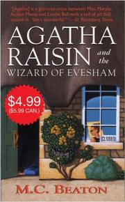 Cover of: Agatha Raisin and the Wizard of Evesham (An Agatha Raisin Mystery)