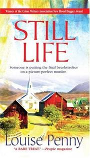 Cover of: Still Life (A Three Pines Mystery)