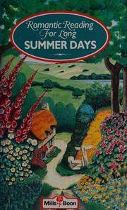 Romantic Reading for Long Summer Days