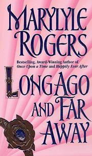 Cover of: Long Ago and Far Away | Marylyle Rogers