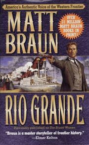 Cover of: Rio Grande (Stewart Women)