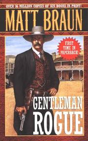 Cover of: Gentleman Rogue