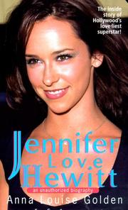 Cover of: Jennifer Love Hewitt