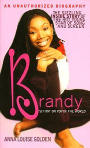 Cover of: Brandy