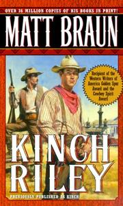 Cover of: Kinch Riley